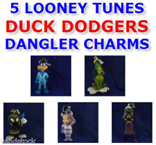 LOONEY TUNES DUCK DODGERS FIGURE -  DANGLER CHARM ORNAMENT -  YOU PICK ONE!