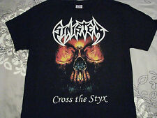 sinister cross the styx t shirt death metal suffocation entombed cannibal corpse