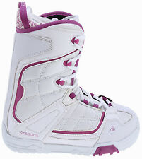 Avalanche Eclipse Snowboard Boots White Womens