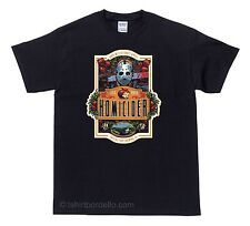 Homicider Jason Horror T-Shirt SM - 4XL