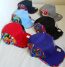 NEW 5 PANEL AZTEC FRESH PRINCE RETRO VINTAGE SNAPBACK FLAT PEAK  HATS EXCLUCSIVE