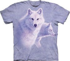 New GRACEFUL WHITE WOLVES Youth T Shirt