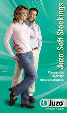 Juzo Soft, Medical Compression Pantyhose Stocking, 20-30 mmHg, Full Foot or Open