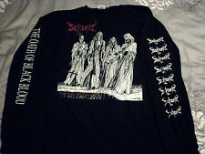 beherit oath of black blood longsleeve t shirt black metal ulver burzum mayhem