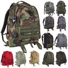 Military MOLLE Large Transport Backpack Tactical Assault Pack