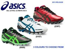 Asics Gel Lethal Ultimate IGS 9 Football Boots (NEW/IMPROVED 2013) RRP $220.00