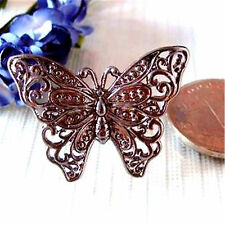 Art Deco vintage antique style cutout butterfly ring MULTIPLE CHOICES