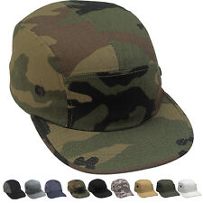 Adjustable Military Hat Street Fitted Urban Cap