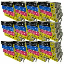 48 CiberDirect Replacements for Epson T1295 Printer Ink Cartridges - VAT Invoice