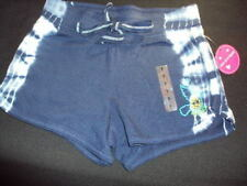 JUSTICE 7 8  SPORTS SHORTS BLUE NWT $18.
