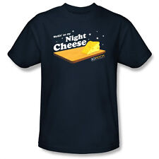 30 Rock Workin On My Night Cheese New NBC Officially Licensed Adult Shirt S-3XL