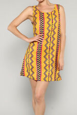 Fashionable Tribal Print Dress - Clothes - Nasty Gal Urban Clothing