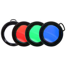 OLIGHT FM20-R/FM20-G/FM20-B/DM20 Filter Diffuser for M20 Series