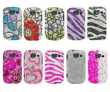 For Samsung Brightside U380 Verizon Bling Gem Hard Cover Case Accessory