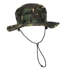 Combat Boonie Hat Tropical Woodland DPM Bush Hat, British Army Issue, New