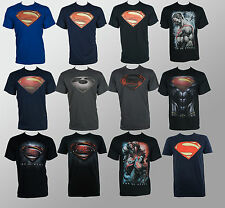 SUPERMAN Man Of Steel Movie Glyph Zod Costume Shield Logo All T-Shirt S-3XL NEW
