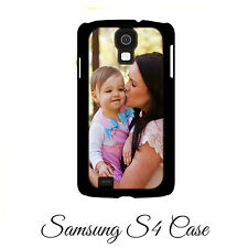 Personalised Samsung S3 mini, S4, case, photo/text/design/logo printed on it.