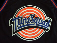 CUSTOM ANY NAME ANY NUMBER TUNE SQUAD SPACE JAM JERSEY NEW BLACK - ALL SIZES
