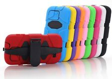 Duty Survivor Belt Clip Case Cover for iPhone 4 4S 5 S3 i9300 S4 i9500 N7100 Z10