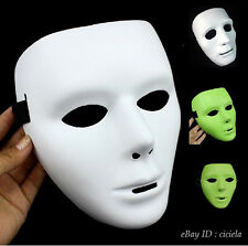 2013 Hot Sale White/Black/Fluorescent Color JabbaWockeeZ Mask With White Gloves