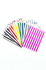 Sweet Bags Paper Striped Candy Buffet Pick Mix Wedding Party Gift Cake Loot Kids