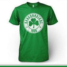 Panathinaikos FC Greece Athens Football Soccer T Shirt