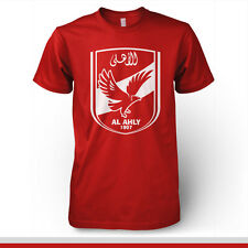 Al Ahly of Egypt Soccer Football T shirt Jersey Africa Alhy