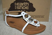 EARTH ENCHANT WHITE DISCOVERY SANDALS~SEE LISTING FOR SIZES (B189)