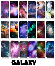 Galaxy Space Case Cover Protector Mustache Hard Snap On for iPhone 4/4S Fashion