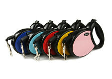 NEW Color DELE Explore Retractable Dog Leashes 5M Long, Supports Up To 50kg
