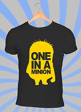 Despicable Me 2 T-Shirt | One In A Minion Kids Gru Great Pyramid of Giza 2013 B
