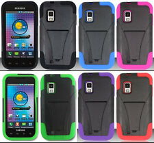 Select One 1X Durable Hybrid Impact Case for Samsung Galaxy S Mesmerize SCH-I500
