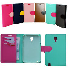 Cell Phone Wallet Case Cover TE01 For LG Optimus LTE2 LTE3 Pro G Pro  Vu2 F