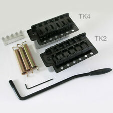 S-Style Tremolo Black guitar kit TK2 or TK4