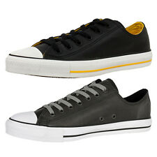 CONVERSE CHUCK TAYLOR ALL STAR LEATHER OX LEDER SCHUHE SNEAKER LOW BASIC