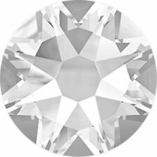SWAROVSKI CRYSTAL CLEAR HOT FIX CRYSTALS 2038 - HOT FIX / IRON ON