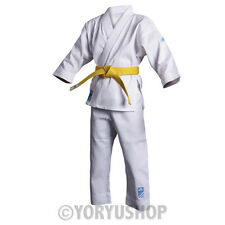 KARATEGI ADIDAS K200E KARATE UNIFORM KIDS KIMONO IN POLYCOTTON CINTURA INCLUSA