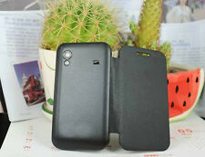 Leather Flip Back Battery Case Cover For SAMSUNG GALAXY ACE S5830/GT-S5839i