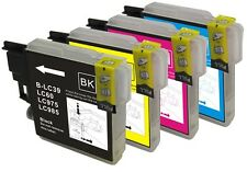 Cartouche encre compatible Brother LC985 DCP-J315 DCP-J315W DCP-J515  LC-985