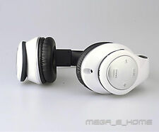 3.5mm Audio Stereo Bluetooth Headphone Headset for Samsung Galaxy S4 S5 Note 4 3