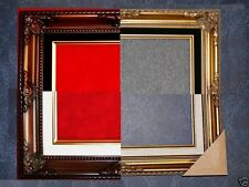 18x24 Lot of 2 - Gold or Brown Ornate Wedding Studio Portrait Picture Frame B5GB