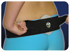 Pro Tec SI (Sacroiliac) Back Belt Compression Wrap Lower Lumbar Support
