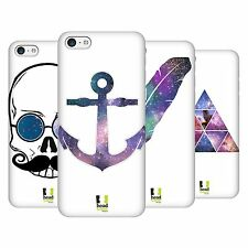 HEAD CASE DESIGNS HIPSTERISM PROTECTIVE HARD BACK CASE COVER FOR APPLE iPHONE 5C
