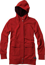 Foursquare Awning Hoodie 186 Red Womens