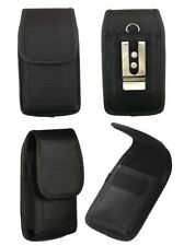 Vertical Heavy Duty Hard Cover Belt Clip Pouch Case For Samsung Phones