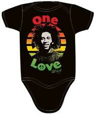 Bob Marley Baby Suit Onesie One Piece Romper (0-18 months) - OFFICIAL LICENSED