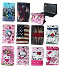 cartoon Leather Case Cover  for Samsung Galaxy Tab2 7.0 Tablet P3100/P3110/P6200