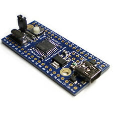 Atmel AVR XMEGA E development board ATxmega32e5 32-pin 3.3V 2uA regulator