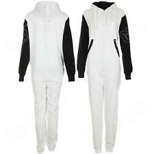 New Kids Boys Football Kit Fulham Spurs Onesie Fleece All In One Jumpsuit Size