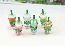 Starbucks Digital Devices 3.5mm Plug Dust Stopper Set Apple Samsung Note HTC S4